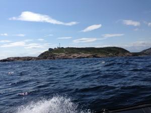L'île Corossol