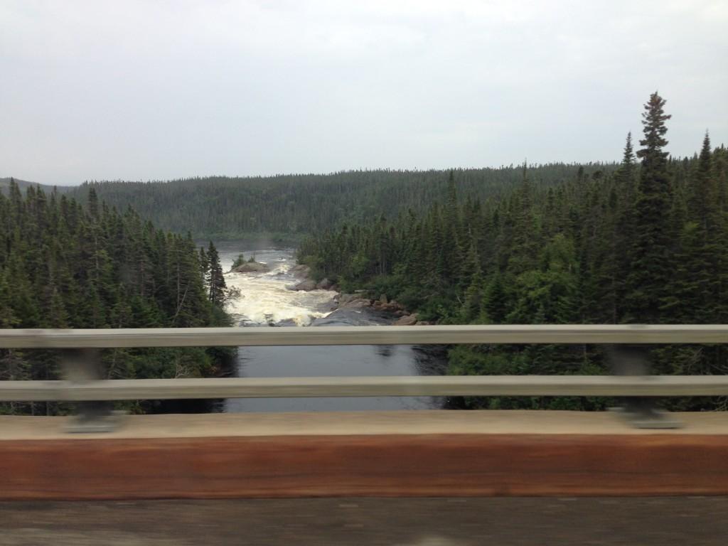 Une autre belle rivière