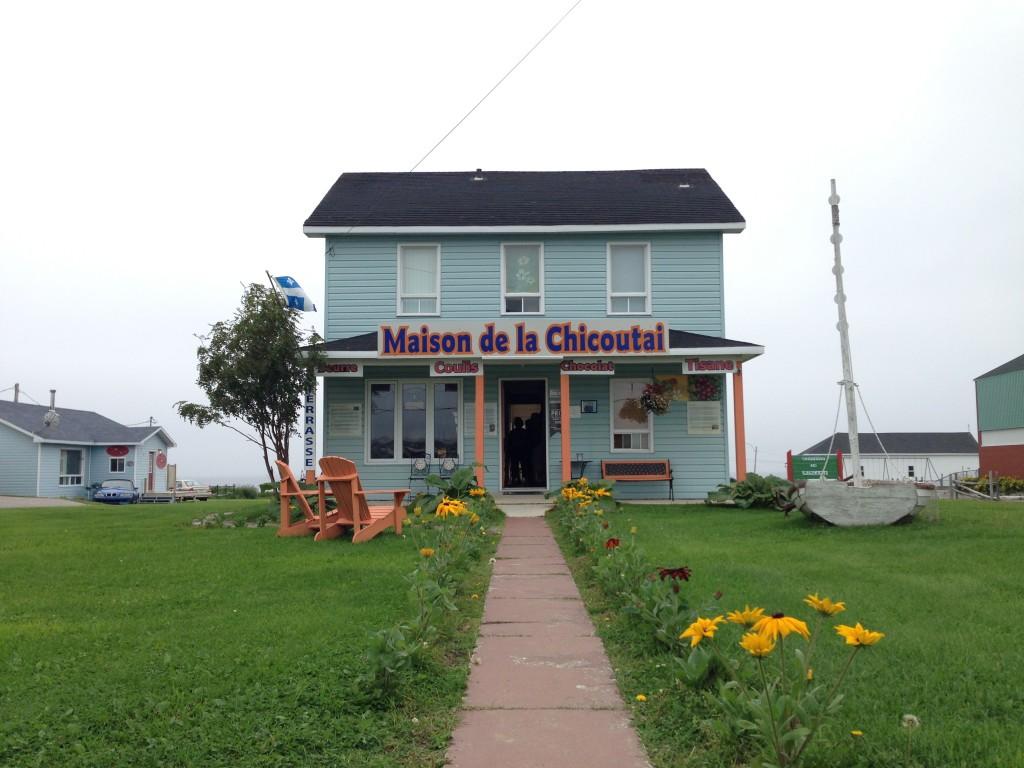 La maison de la Chicoutai